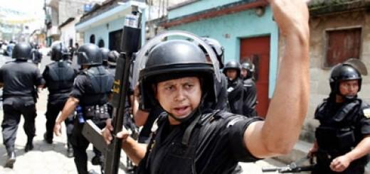 Mordstatistiken i Guatemala är en av de högsta i världen. Det här har också blivit en av de stora valfrågorna.