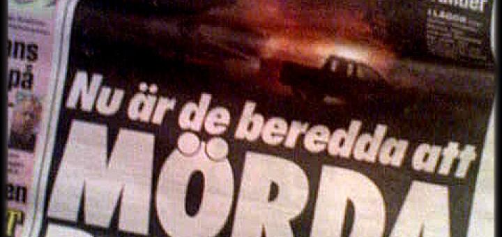 Aftonbladet den 7 september.