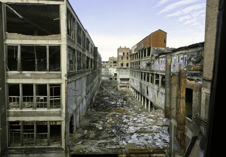 Packard Plant.